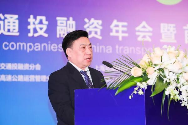 湖北省交通投资集团党委书记、董事长、总经理龙传华